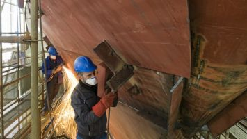 Ship Repairer's Liability